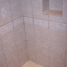 Traditional Bathroom by Molloseau Bros. Restorations