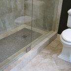Master Bath Retreat - Traditional - Bathroom - Seattle - by Kayron Brewer, CMKBD / Studio K B