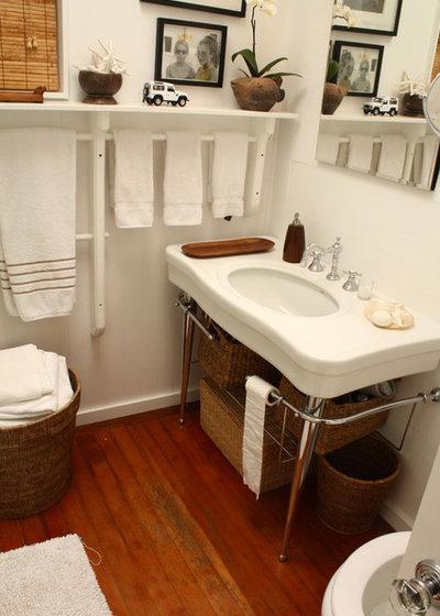 Traditional Bathroom by Shannon Malone
