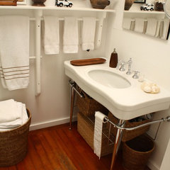 traditional bathroom by Shannon Malone