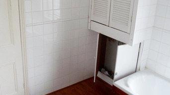 Bathroom, Shotton 2015.
