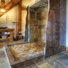 Contemporary Bathroom by Shouldice Media