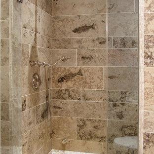 Minimalist bathroom photo in Salt Lake City