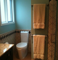 traditional bathroom by World Mosaic (BC) Ltd.