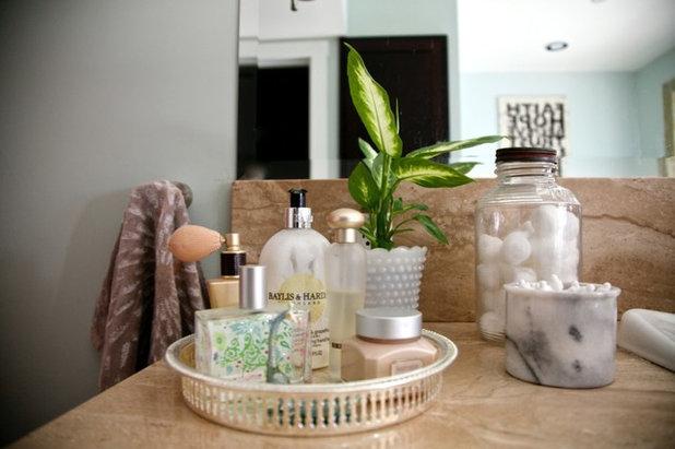 Traditional Bathroom by Little Simplicity: Decorator & Organizer