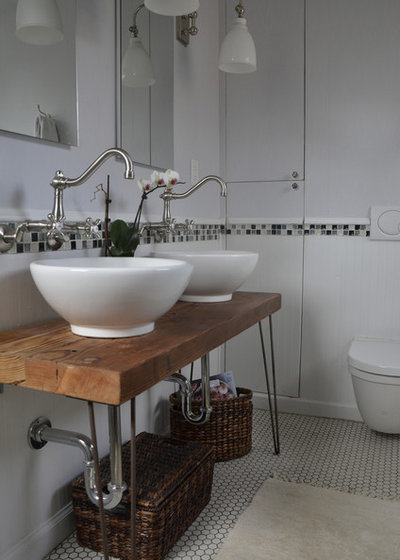 Contemporary Bathroom by Urban Wood Goods