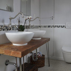 Contemporary Bathroom by UrbanWood Goods