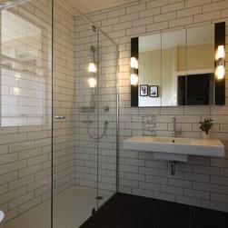 brisbane subway tile tile material bathroom design ideas pictures
