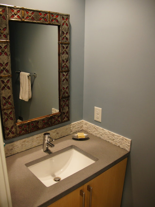 VH Contemporary Kitchen And Bathroom Renovation In Chapel Hill