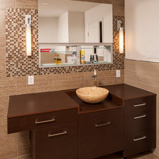 Contemporary Bathroom by Classic Kitchen and Bath