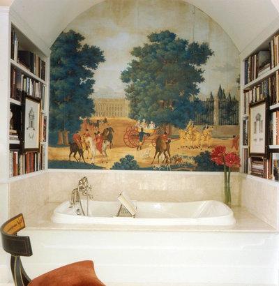 Классический Ванная комната by Sroka Design, Inc.