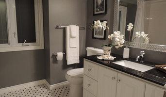 Bathroom Staging