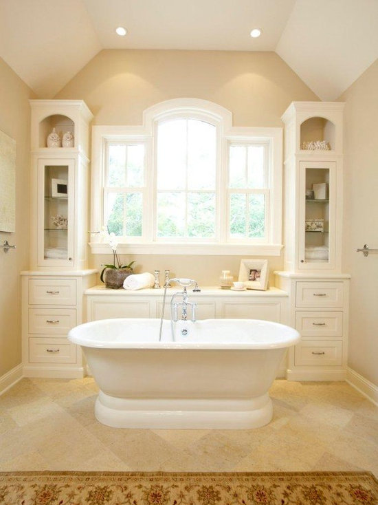 Bathroom Cabinets Floor To Ceiling master bathroom cabinets | houzz