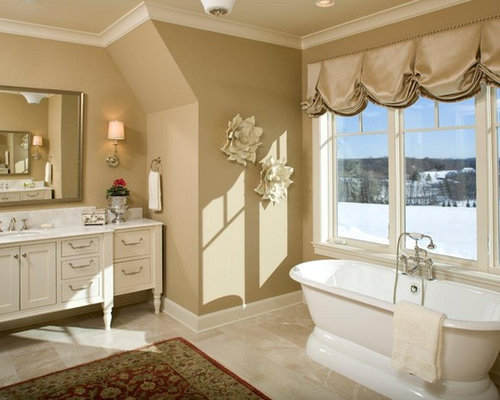 Mocha Color Walls Home Design Ideas Pictures Remodel And
