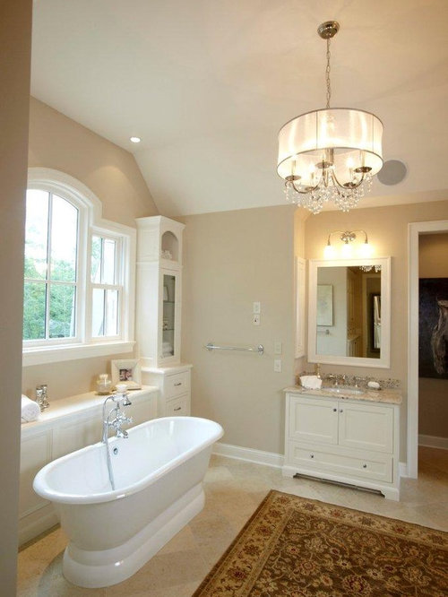Bathroom Chandelier Lighting Ideas