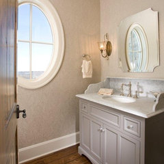 traditional bathroom by Stonewood, LLC