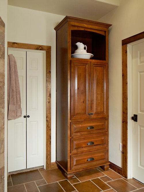 Custom Linen Closet Home Design Ideas Pictures Remodel