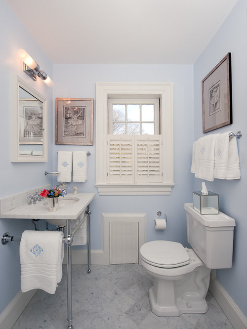 Periwinkle Wall Houzz