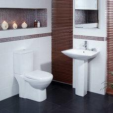 Modern Bathroom by Betterbathrooms.com
