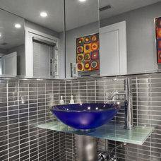 Contemporary Bathroom by Superior Design