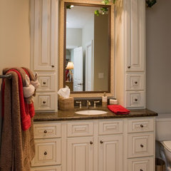 traditional bathroom by The Lifestyle Group Inc.
