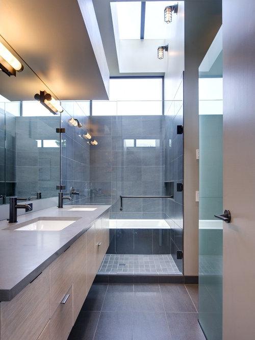 Shower Gully For Wet Room In Bronze