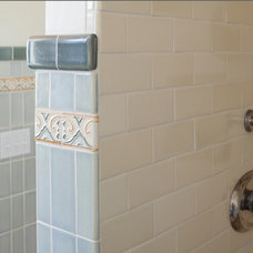 Contemporary Bathroom by Fireclay Tile