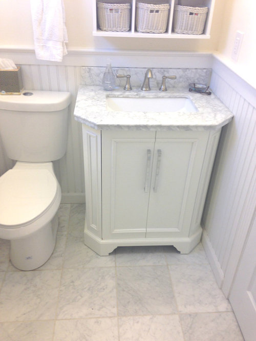 marble tile bathroom ideas, pictures, remodel and decor, Home decor