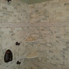 Traditional Tile by Lewis Floor & Home