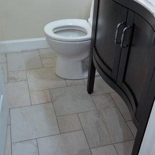 Bathroom - traditional bathroom idea in Detroit