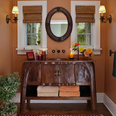 Traditional Bathroom by Tom Meaney Architect, AIA