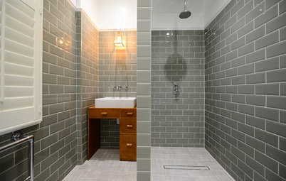 How to Mix & Match Tile Styles