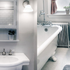traditional bathroom by Kenny Grono