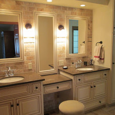Traditional Bathroom by Ken Spears Construction