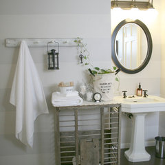 traditional bathroom Bathroom Updates