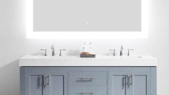 Bathroom Vanities & Mirrors