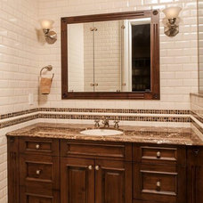 Traditional Bathroom by Classic Kitchen and Bath