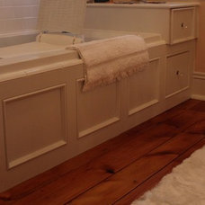 Traditional Bathroom by Hawkins Cabinetry and Design