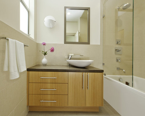 Wash basin cabinet houzz for Bathroom wash basin with cabinet