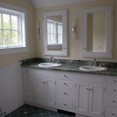 traditional bathroom by By Design