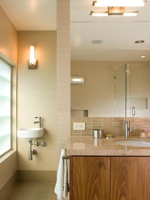 Copper Tile Backsplash Houzz