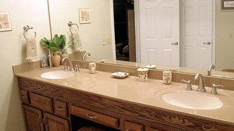Bathroom Vanity With Room