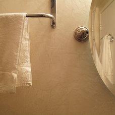 Contemporary Bathroom by Fitzgerald Studio