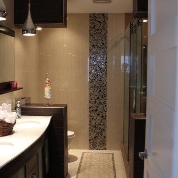 Bathroom - Verdun, Qc