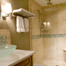 Traditional Bathroom by Villa Builders, Inc.