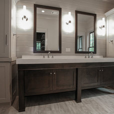 Contemporary Bathroom by Cabinets Of Atlanta Inc.