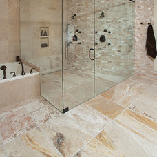 Contemporary Bathroom by Designs by BSB