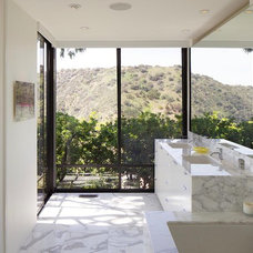 Contemporary Bathroom by David Lauer Photography