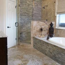 Contemporary Bathroom by ie: Designs