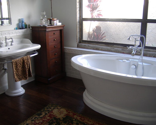 stand alone bathroom sinks stand alone sink home design ideas pictures remodel and 20652